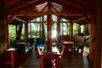 Morning at Cabana Cafe