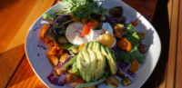 A colourful breakfast for a day of experiencing Desolation Sound