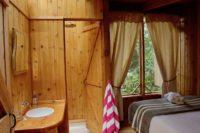 Duplex cabana interior